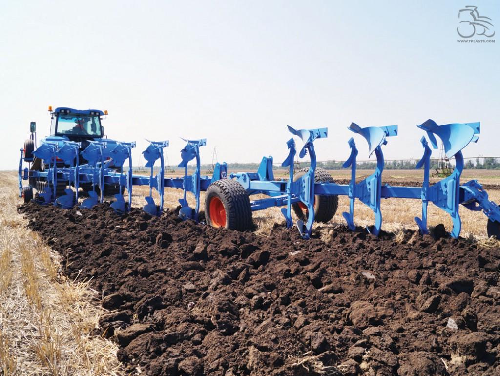 Классическая технология обработки почвы