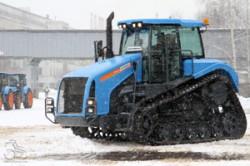 Тракторные заводы продемонстрировали новые мощности