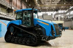 Трактор АГРОМАШ-Руслан начинает работать в Иркутской области