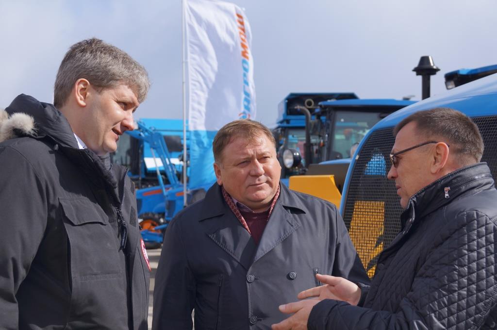 Машиностроители учитывают запросы земледельцев