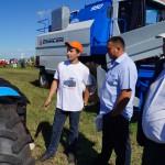 Техника АГРОМАШ на Республиканском дне поля в Чувашии