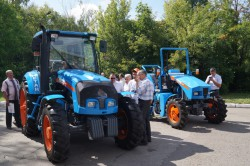 Перспективы использования и преимущества газомоторной техники на примере тракторов АГРОМАШ