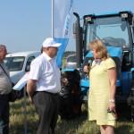 Техника АГРОМАШ на Дне пахаря Ленинградской области
