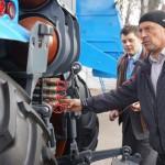 Техника АГРОМАШ на выставке ЮГАГРО 2014