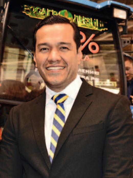 Руководитель компании LANICSA Анибал Лопес