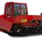 Трактор лесохозяйственный ОТЗ-380