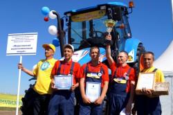 Старт финальных соревнований Чемпионата России по пахоте