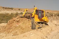 Бульдозеры Концерна «Тракторные заводы» справятся с самыми трудными работами на мелиоративных стройках