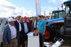Техника АГРОМАШ представлена на выставке в Республике Башкортостан