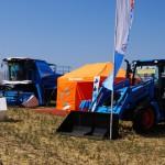Тракторы и комбайны АГРОМАШ покорили ставропольских аграриев