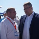 Российские тракторы и комбайны АГРОМАШ покорили ставропольских аграриев