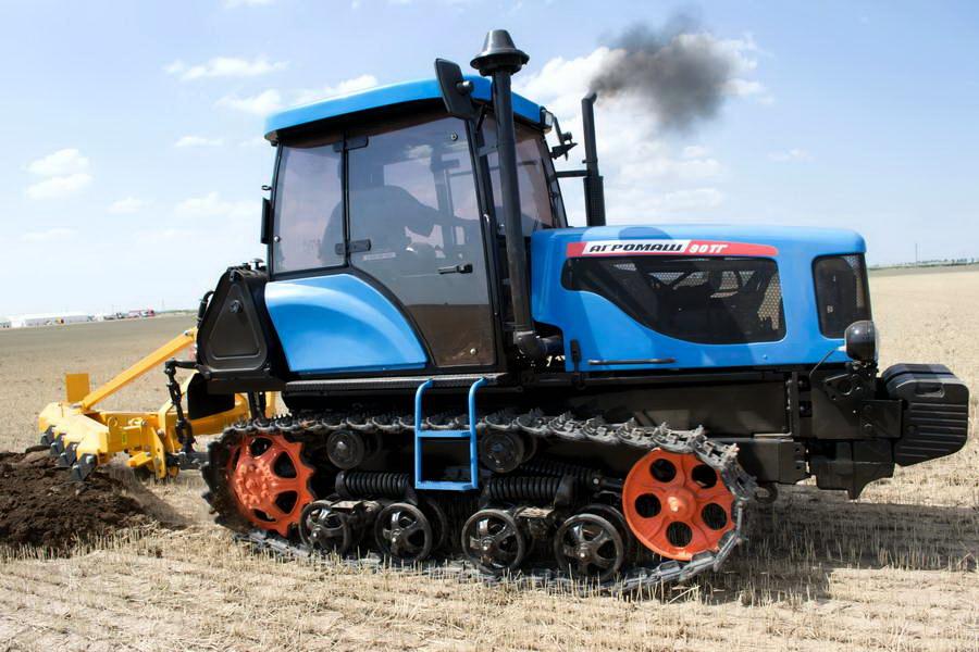 АГРОМАШ 90ТГ вошел в список ста лучших товаров Волгоградской области