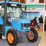 Техника АГРОМАШ на Международной выставке «Gas SUF - 2015»