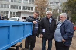 АГРОМАШ открывает вход в «Мосзеленхоз»