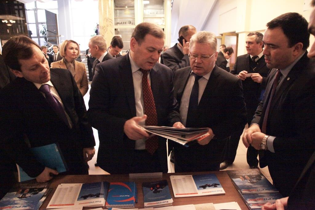 Жизненный цикл техники Концерна «Тракторные заводы» был рассмотрен в Минсельхозе России