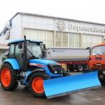 Газомоторная техника АГРОМАШ – выгода и экологическая безопасность