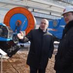 Представители федеральных органов власти посетили Чебоксарский завод промышленных тракторов