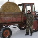 Самоходное шасси Т-16 с 1983 года справно служит в хозяйстве «Приволжское» Чебоксарского района Чувашии