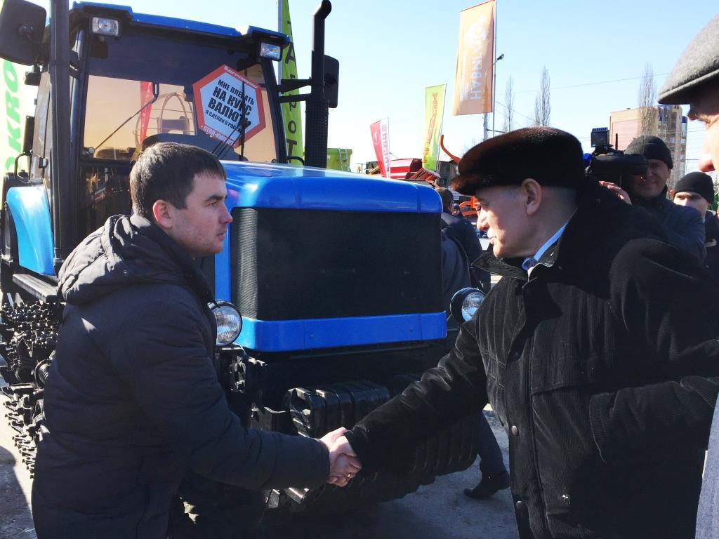 Техника АГРОМАШ для аграриев Башкортостана