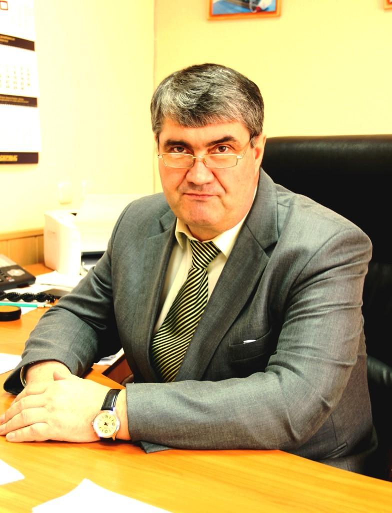 Исполнительный директор ООО «ВКЗ» Игорь ШУСТОВ