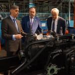 Делегация Пензенской области посетила Чебоксарский завод промышленных тракторв