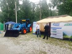 «Агромашхолдинг» участвует в развитии рынка газомоторного  топлива Омской области