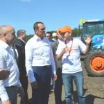 Аграрии Чувашии на республиканском «Дне поля» открыли для себя сельхозмашины АГРОМАШ