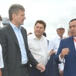 С Всероссийского Дня поля техника АГРОМАШ отправилась на поля России