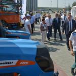 Колесные тракторы АГРОМАШ представлены на «АГРО-2016»