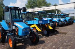 В российском АПК должна использоваться  отечественная сельскохозяйственная техника