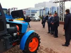 Отечественная сельскохозяйственная техника АГРОМАШ для аграриев Республики Абхазия
