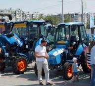 Техника АГРОМАШ на XXIII  выставке Челябинской области «АГРО-2016»