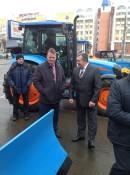 Колесные тракторы АГРОМАШ  были представлены работникам сельского хозяйства и перерабатывающей промышленности Республики Мордовия