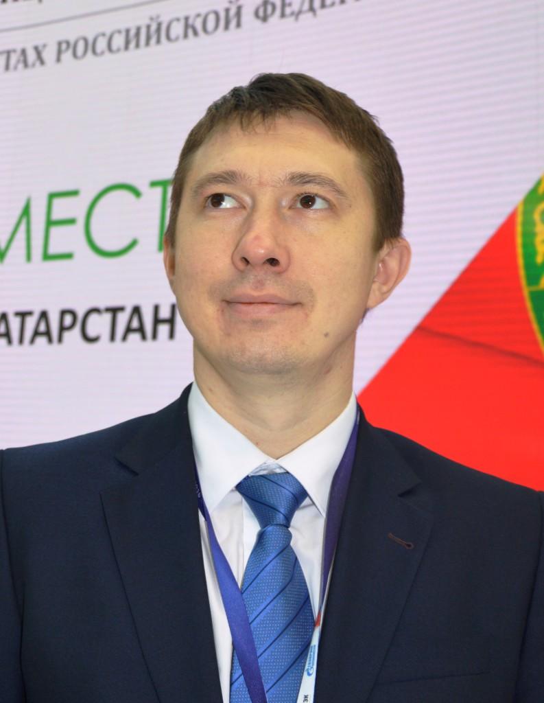 Заместитель генерального директора группы компаний «РариТЭК» (Татарстан) Руслан ЗИАТДИНОВ
