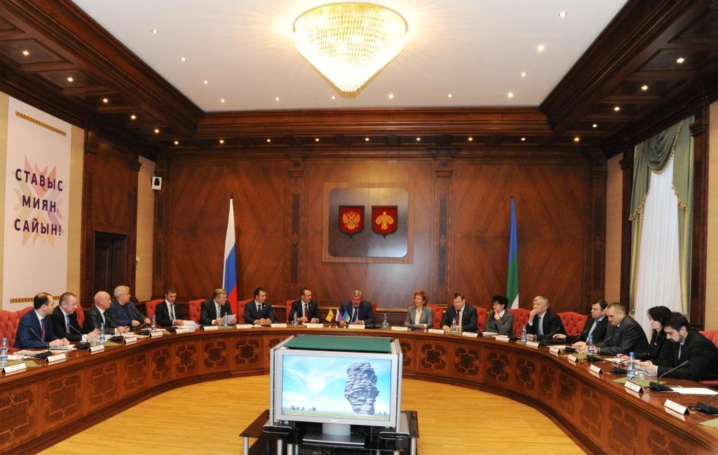 Специалисты «Агромашхолдинга» в составе официальной делегации Чувашской Республики посетили Республику Коми.