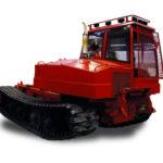 Машина-база лесохозяйственная ОТЗ-300