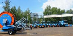 Вместо крутой иномарки – тракторы и комбайны