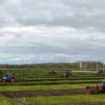 На Международной выставке «АгроКомплекс-2017» представлен трактор чемпионов - АГРОМАШ 85ТК