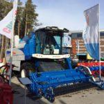 В Башкортостане растет популярность зерноуборочных комбайнов АГРОМАШ