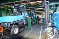 Обновление производства улучшает качество техники АГРОМАШ