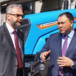 Поддержка Внешэкономбанка позволяет предприятиям гражданского дивизиона «Тракторных заводов» стабилизировать производство