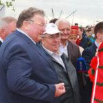 Техника АГРОМАШ – на «Дне поля–2017» в Мордовии