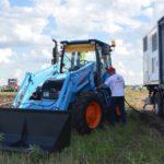 Газомоторная техника способствует экономии и снижению себестоимости сельхозпродукции