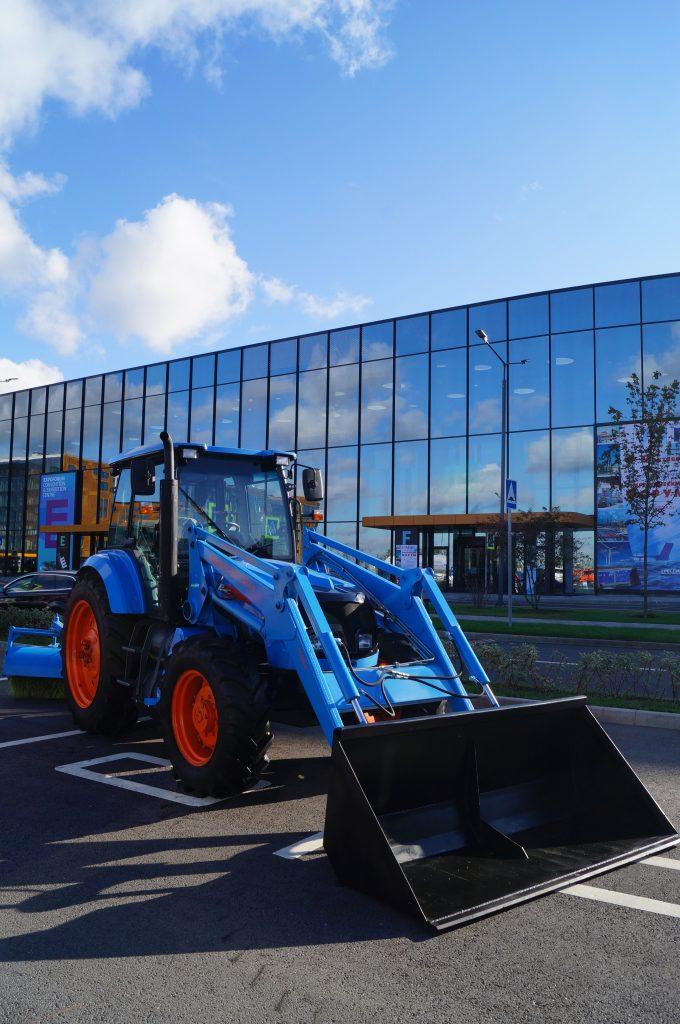 Коммунальные машины АГРОМАШ реализуются по программе субсидирования лизинга