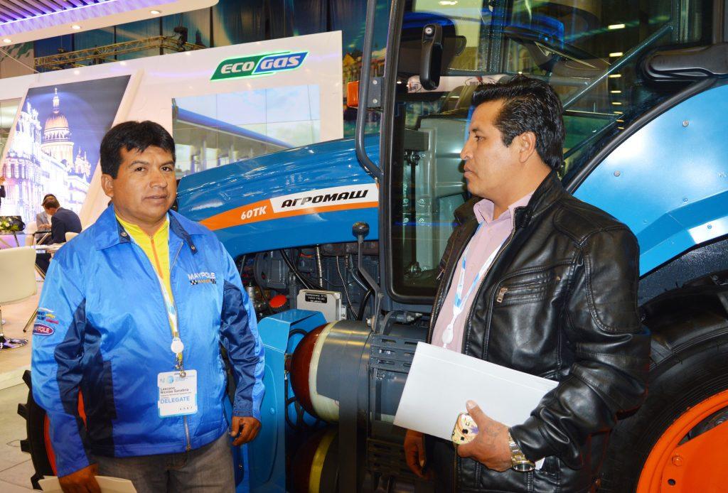 «Агромашхолдинг» принял участие в Международном экспортном форуме