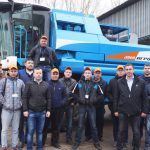 «Агромашхолдинг» провел обучение специалистов по обслуживанию и устройству комбайнов АГРОМАШ 3000 и АГРОМАШ 4000