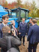 Сергей Абрамов оценил итоги реализации программы финансового оздоровления «Тракторных заводов»