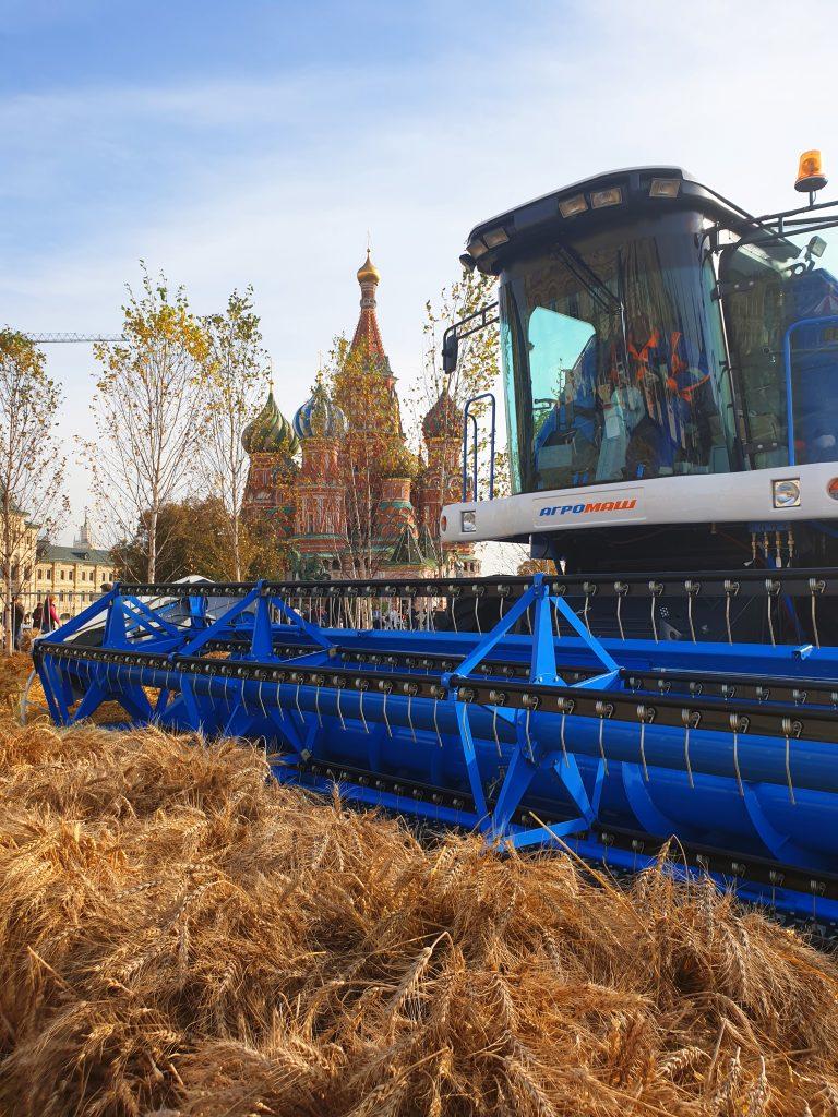 В столице России завершается «Золотая осень»