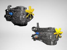 Дизельные двигатели типа А-41 и А-01