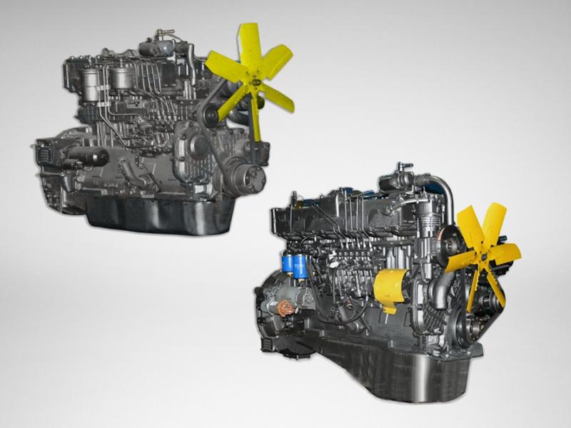 Дизельные двигатели типа Д-3040 и Д-3060